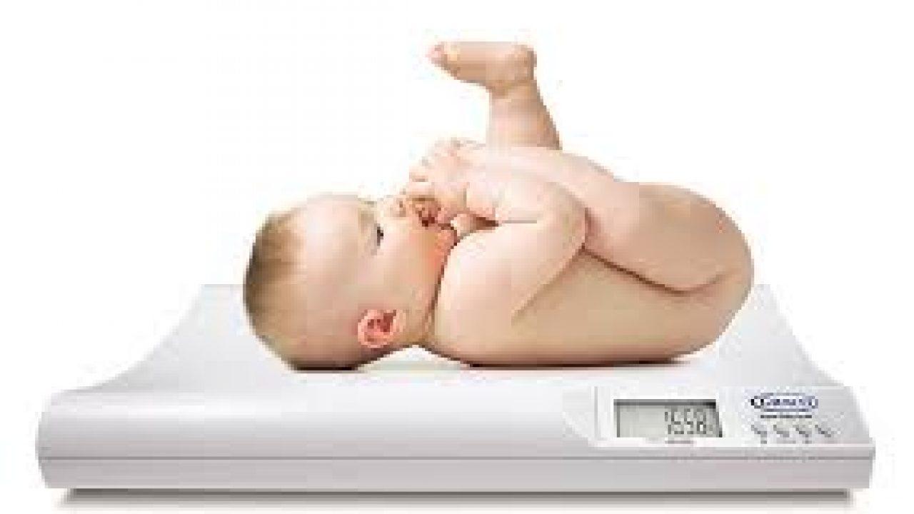 perdita di peso media neonatale dopo la nascita