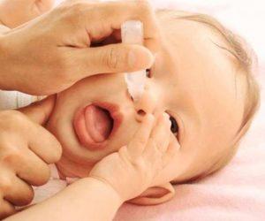 lavaggio nasale neonati