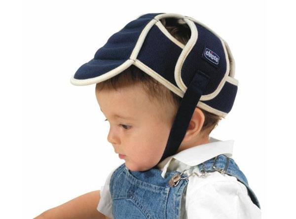 Cappellino paracolpi bambino