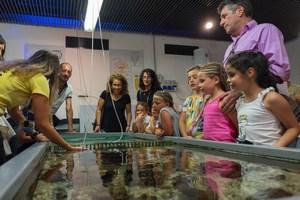 acquario di genova laboratorio kids