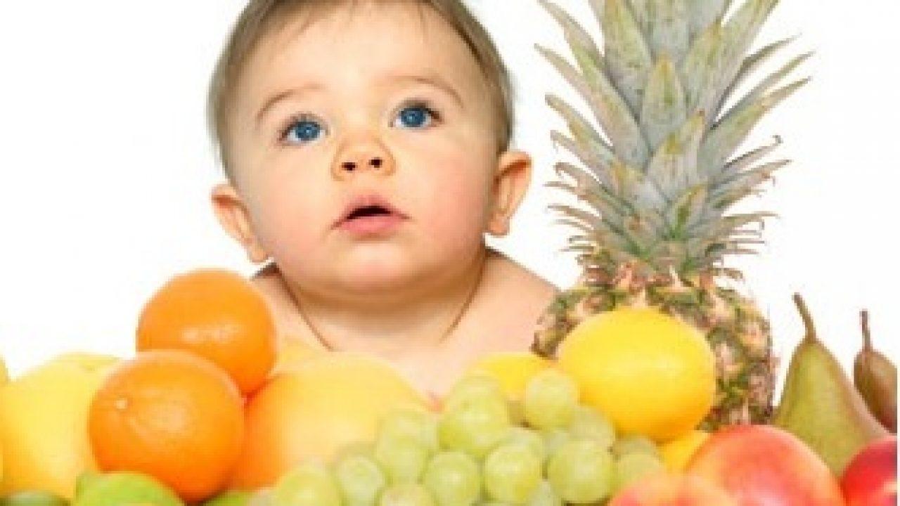 dieta equilibrata per un bambino di 1 anno