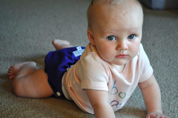 neonato 7 mesi
