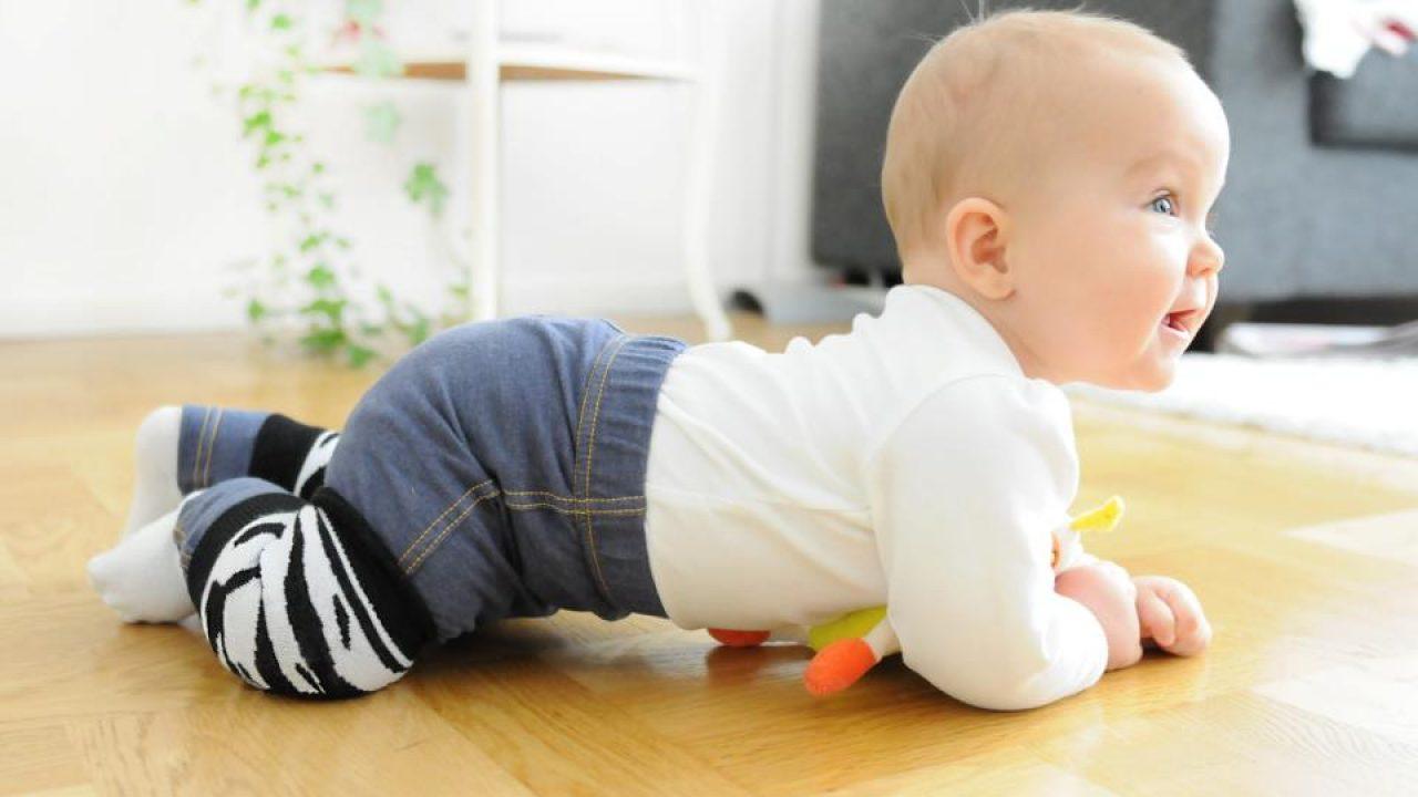 Bambino Otto Mesi.Neonato A 8 Mesi Peso Lunghezza E Sviluppo Pianeta Bebe