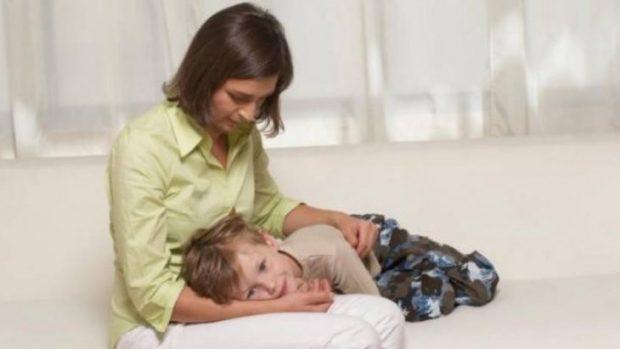 mal di pancia bambini