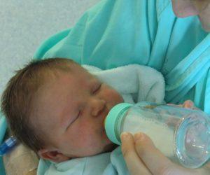 neonato 1 mese