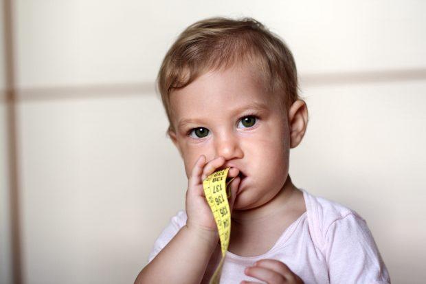 bambino 1 anno